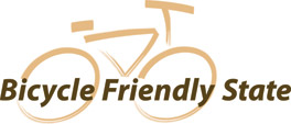 Bicycle Friendly State Report Card from the League of American Bicyclists