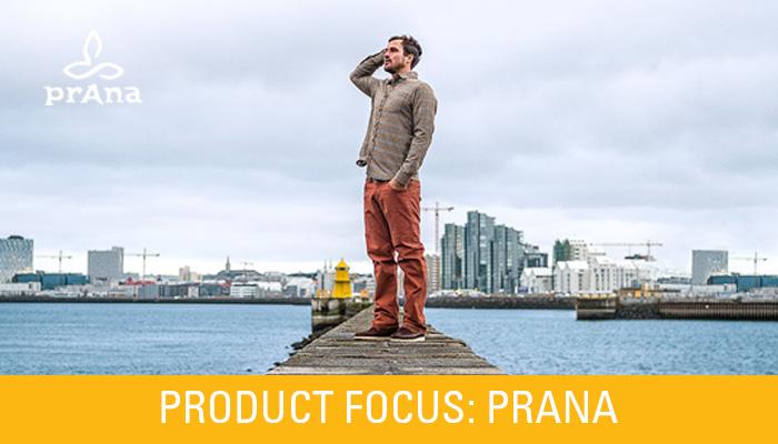 product focus: prAna