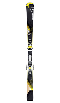 Rossignol Famous 10 + NX 11 Binding