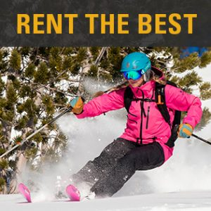 Rent the Best Ski Photo